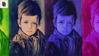 Ağlayan Çocuk Çiko Resminin Laneti !