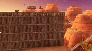 We built a wall around the Lightning Cube