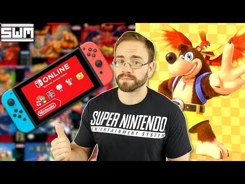 the-big-change-coming-to-nintendo-online-and-it's-time-to-bring-back-banjo-kazooie-|-news-wave
