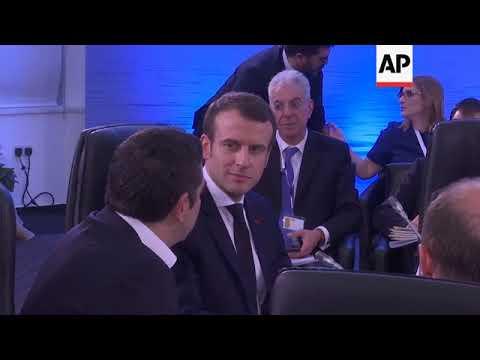 Macron rules out renegotiating EU-UK Brexit deal