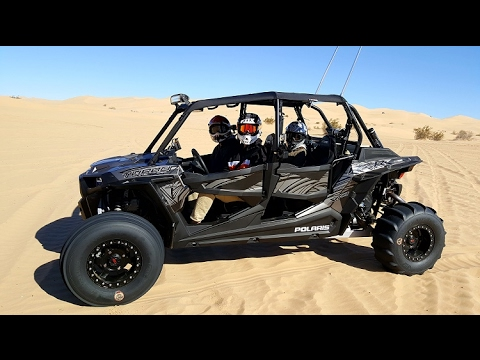 2017 Rzr Xp 1000 Turbo Glamis California Youtube