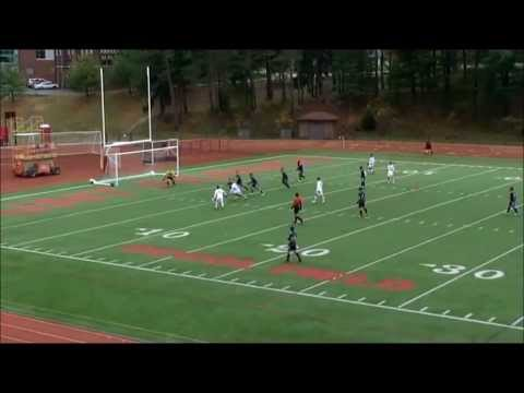Nick Kolarac Senior Fall 2013 Highlight Tape SFU Red Flash Soccer - MLS Draft