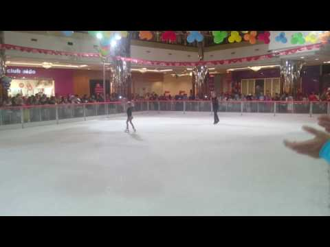 Ice show at Sun City in Cairo, Egypt 2017