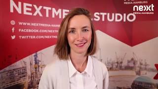 Nina Klaß (nextMedia.Hamburg) auf der Social Media Week 2018 thumbnail