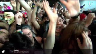 Avicii - Without You (ID) - Live at Ultra Music Festival 2016