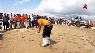 الميدان ياحميدان : شاهد المنافسة الشرسة في لعبة القفز | رحلة حظ 2