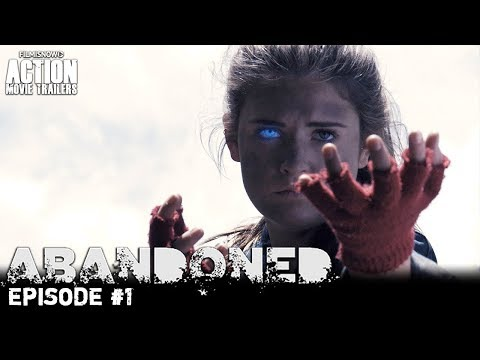 ABANDONED | First Full Episode For Sci-Fi Action Series