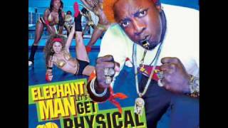 Elephant Man Feat. Rihanna - Throw Your Hands Up