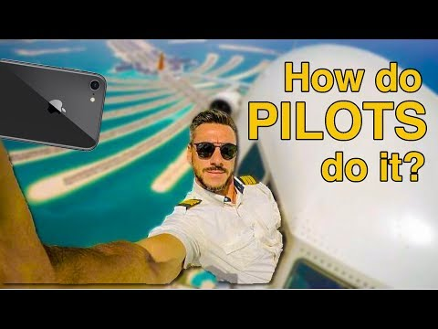 PILOT SELFIES are they FAKE or REAL? Explained by CAPTAIN JOE