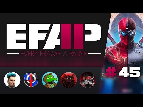 EFAP #45 - Discussing Far From Home and HiTop Films With Shadiversity, Fringy and DasBoSchitt