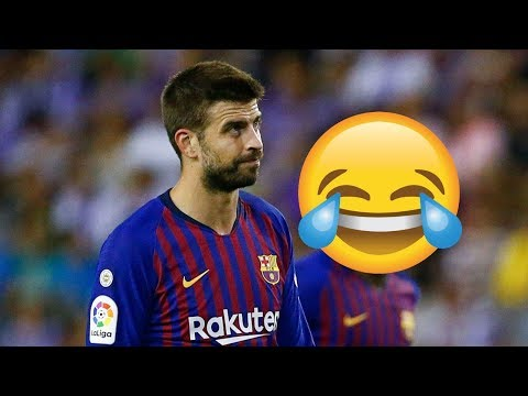 Gerard Pique ● King of FAILS [GAG]