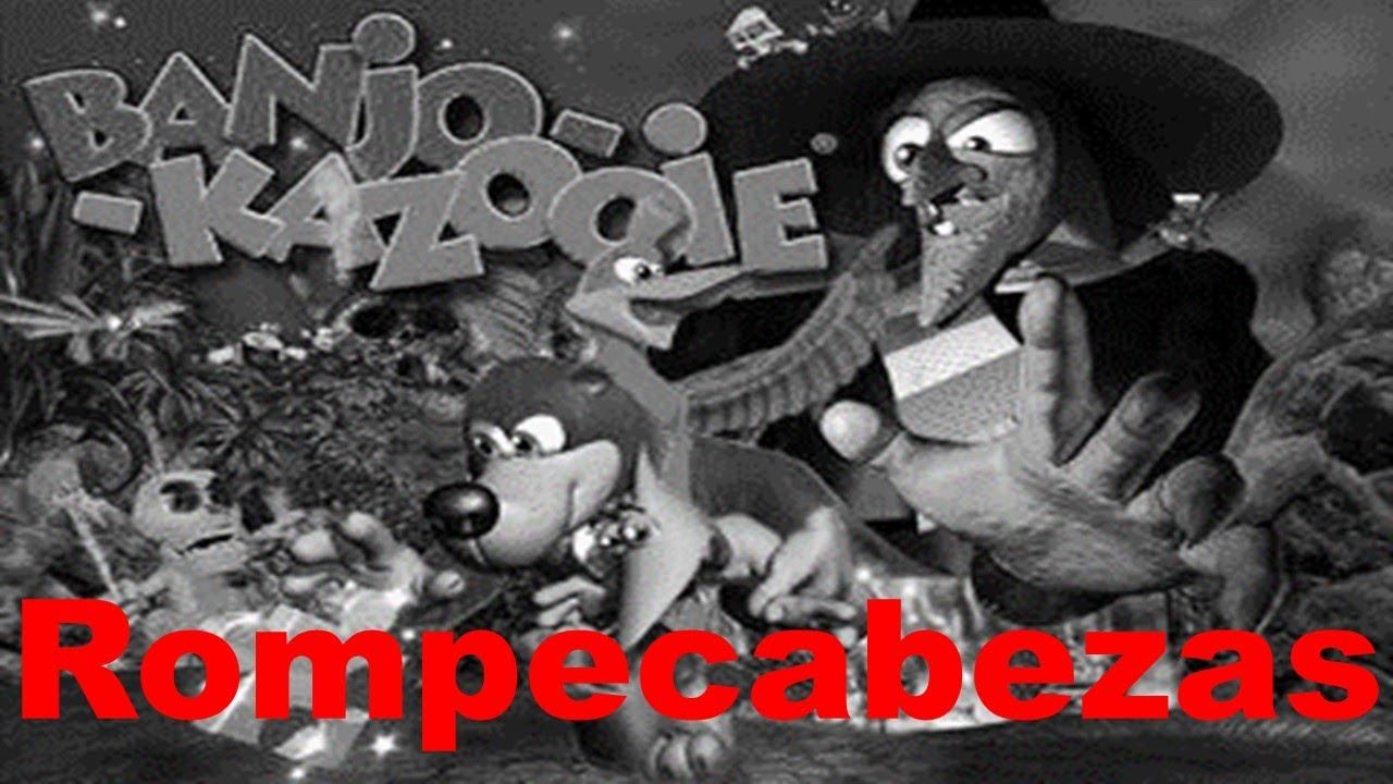 Creepypasta Banjo Kazooie: Rompecabezas