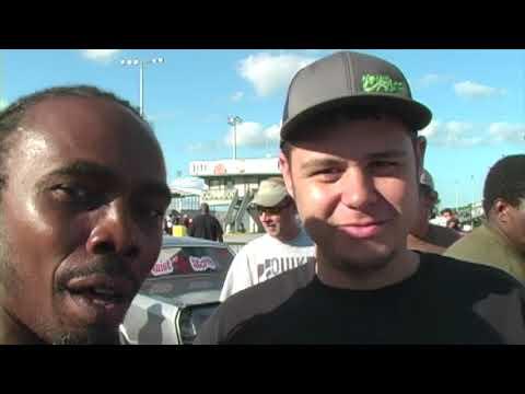 """""""CRUNCHTIME""""  Highlights Grudge Races Part 2 @ Palm Beach International Raceway"""