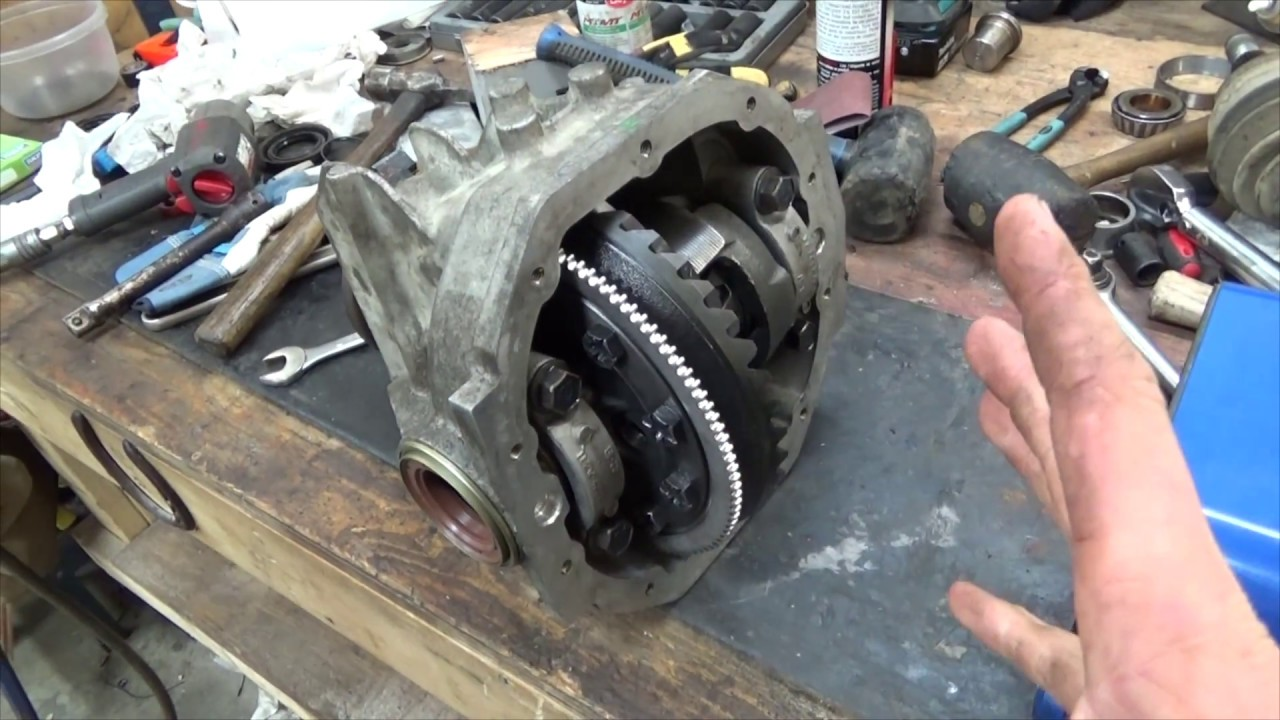 small resolution of 2002 2005 ford explorer rear differential rebuild help