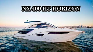 #Lançamento NX 400 HT HORIZON - Boat Shopping