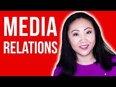 Media Relations 101 - Tips from an Ex-TV News Producer + Journalist