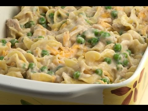 creamy-chicken-and-mushroom-casserole-|-one-pot-chef