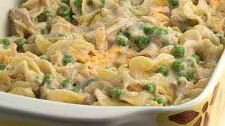 Creamy Chicken And Mushroom Casserole - Recipe