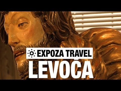 Levoča (Slovakia) Vacation Travel Video Guide