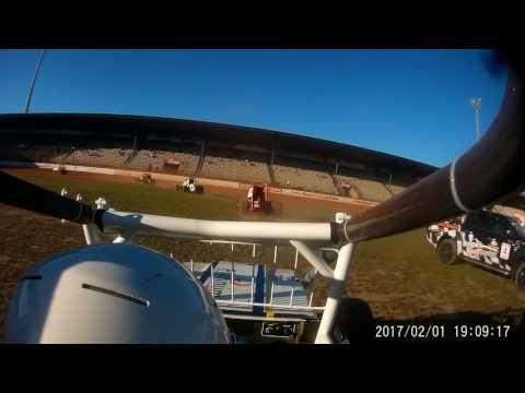 Six Shooter Bay Park Speedway Crash 57M