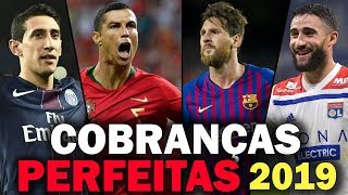 The Most Amazing Free Kicks in Football 2019