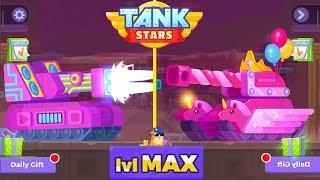 Tank Stars : DUBSTEP Tank Tournament | EASY, NORMAL, LEGENDARY Tournament Won [GameVN]