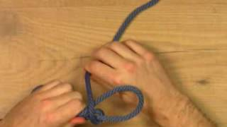 How to Tie a Hangman's Noose Knot