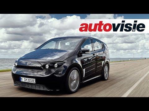 Autovisie Vlog: Sono Motors Sion op zonne-energie