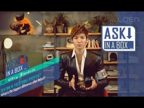ASK IN A BOX: Roh Ji Hoon(노지훈)_ Punishment(벌 받나 봐) [ENG SUB]