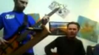 Теплая Трасса - Я играю на гармошке - 2009.03.25 Екатеринбург