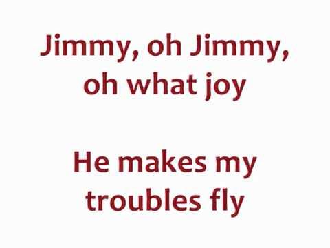"""Jimmy"" from Thoroughly Modern Millie karaoke/instrumental (Key: Ab)"
