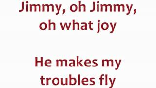 """Jimmy"" from Thoroughly Modern Millie karaoke/instrumental (Key: Ab)"