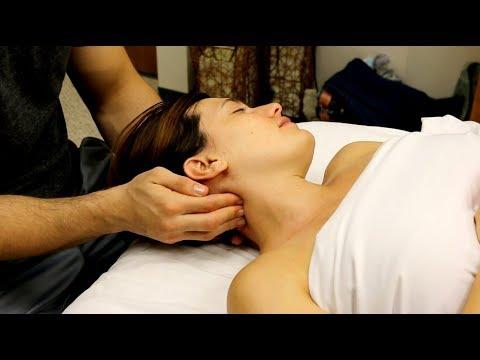 Pro Neck Massage Techniques