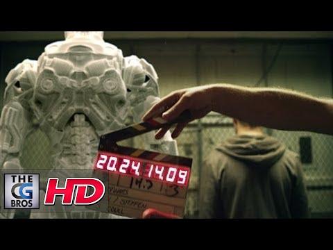 """CGI VFX Making of : """"BotWars Trailer"""" - by Alex & Steffen"""
