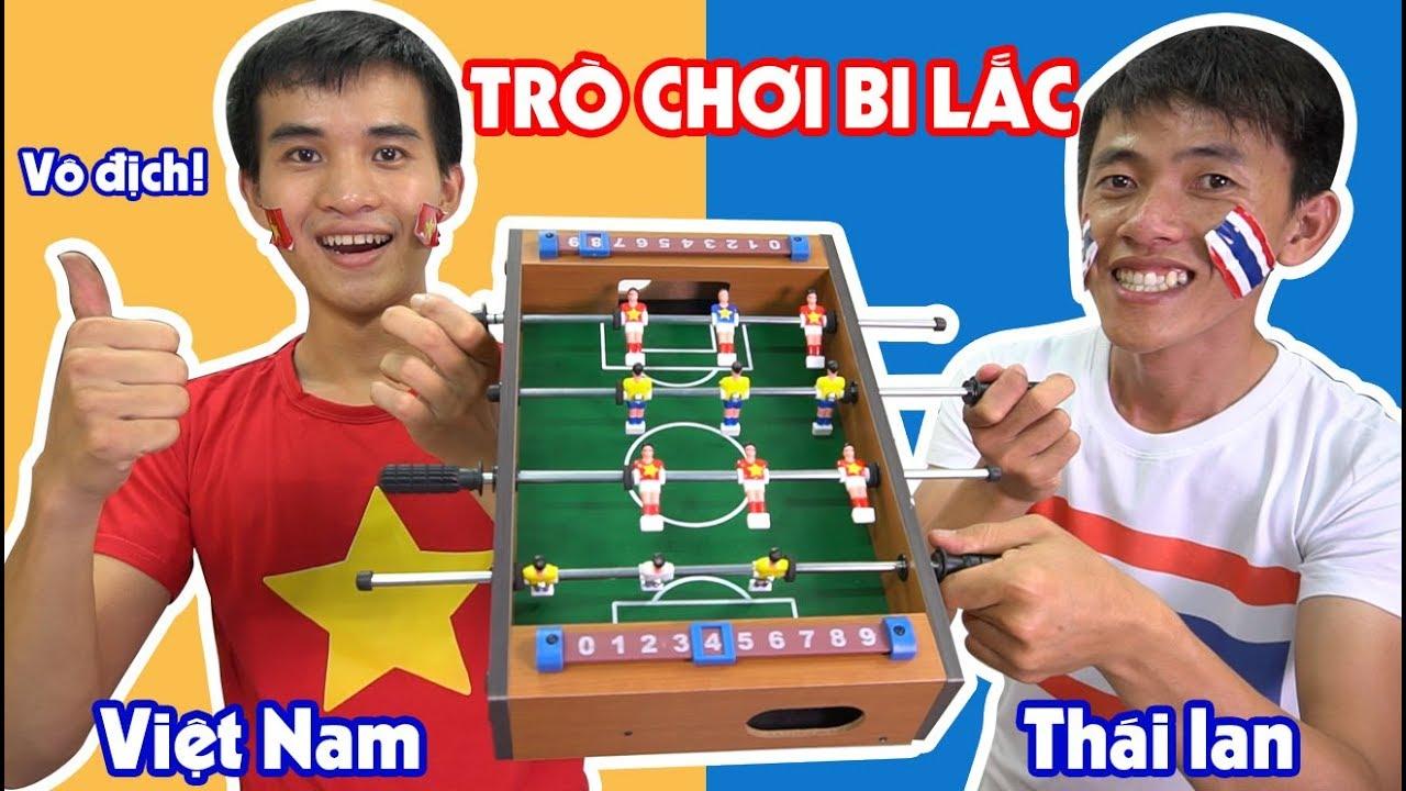 ĐẠI CHIẾN BI LẮC CỔ VŨ BÓNG ĐÁ ĐỘI TUYỂN VIỆT NAM VS THÁI LAN 5/9/2019 (Soccer Game)