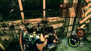 Resident Evil 5 #4 - Co-op z McSuwakiem - Ropa naftowa atakuje!