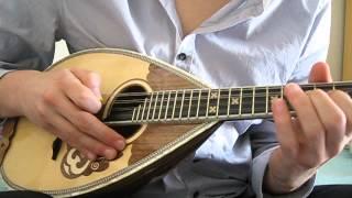 Mandoline solo  musique andalouse (Lili Boniche)
