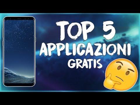 Le 5  App DA AVERE per il tuo SMARTPHONE [2017]