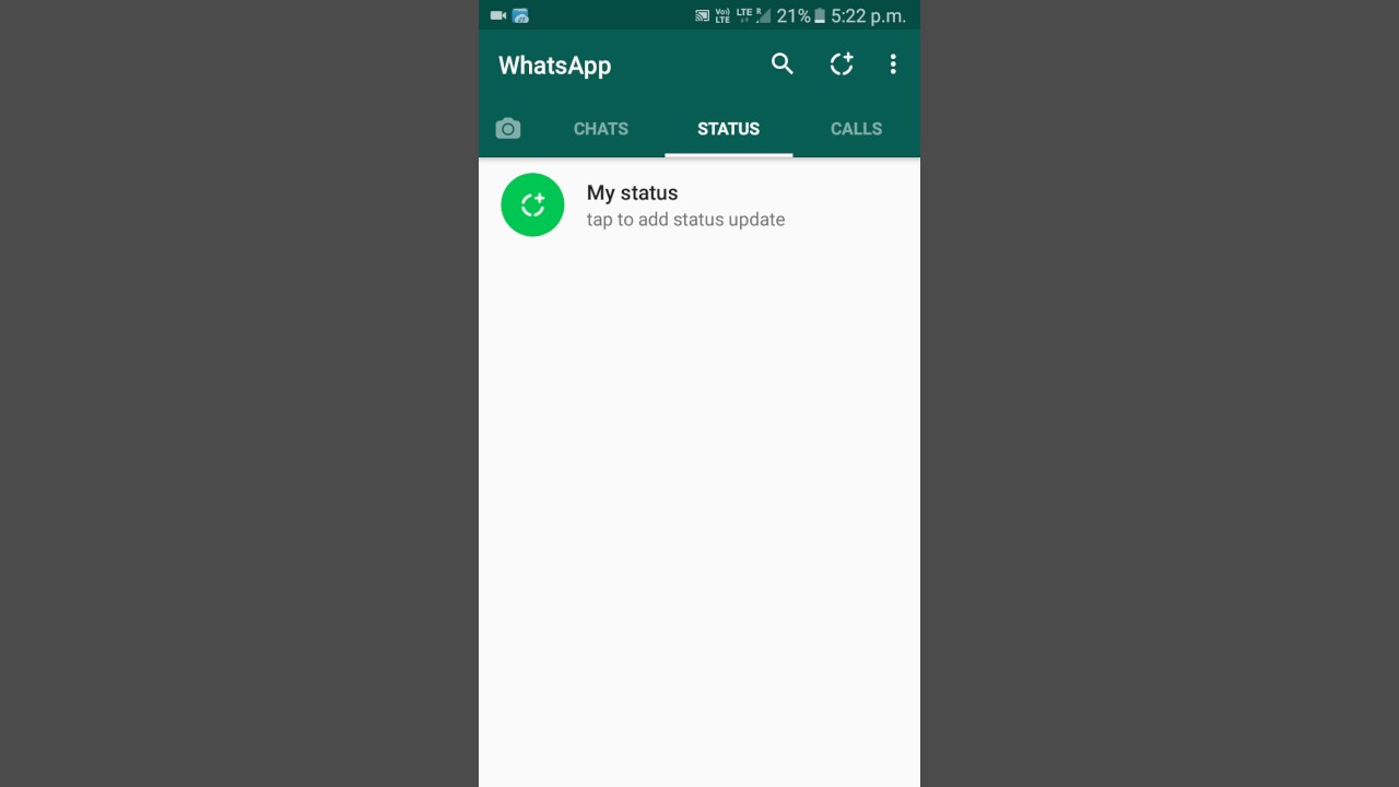 How To Put You Tube Video As Whatsapp Status
