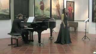 Josip Pavčič - Uspavanka II - Lullaby Nr.2