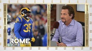 C.J. Anderson is The Rams Secret Weapon | The Jim Rome Show