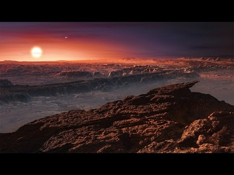 Proxima b – the nearest Earth-like exoplanet