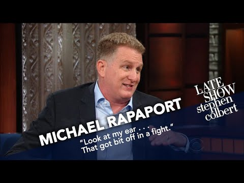 Thumbnail: Michael Rapaport Says Jared Kushner Is A Joke
