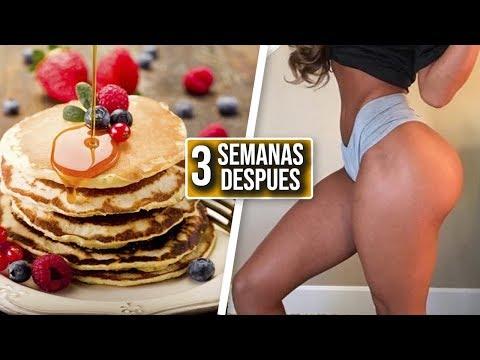 Alimentos para AUMENTAR GLUTEOS y piernas en 3 SEMANAS notaras el cambio