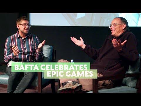 BAFTA Celebrates: Epic Games | Interview With Tim Sweeney | BAFTA Games