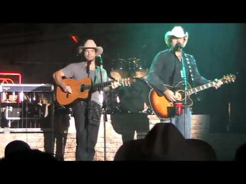 Toby Keith - Scotty Emerick - Never smoke weed with Willie again