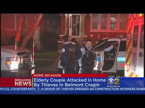 Elderly Couple Beaten During Portage Park Home Invasion