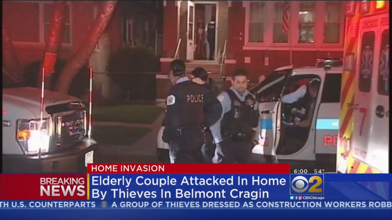 Elderly Couple Beaten During Portage Park Home Invasion