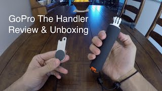 The GoPro Handler Floating Hand Grip Unboxing, and Review.