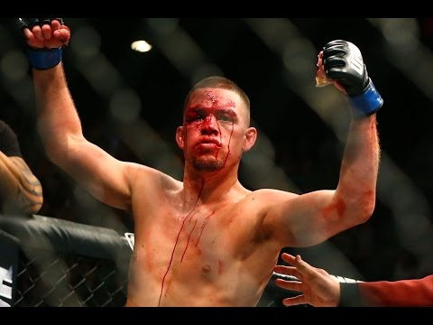 Nate Diaz Top 5 Most Brutal Wins